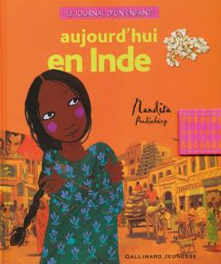 Aujourd'hui en Inde Nandita Pondichery de Patrice Favaro
