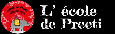 L'école de Preeti